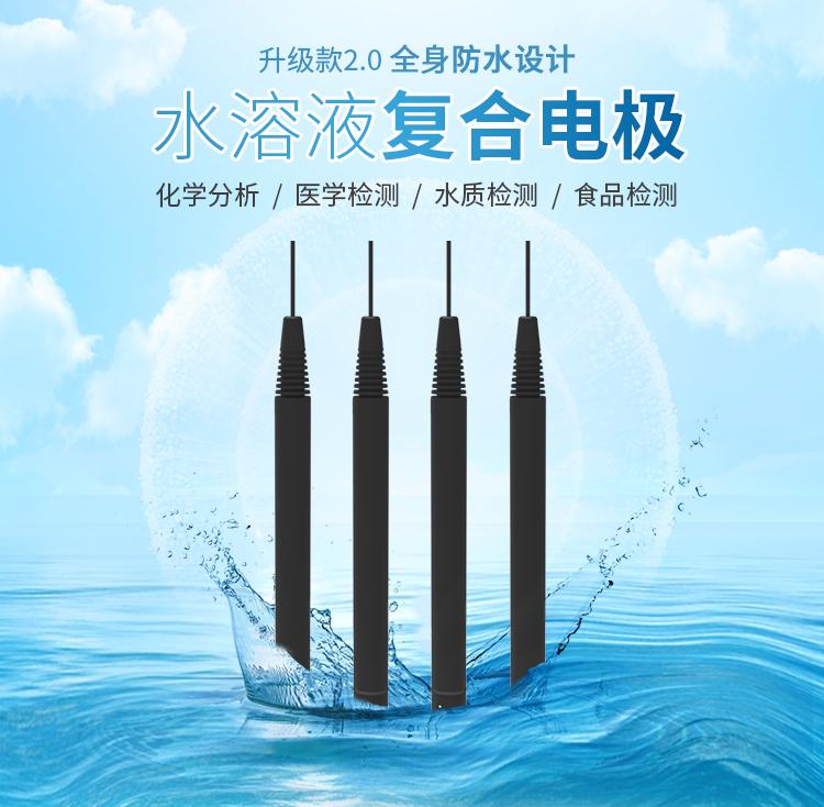 水溶液离子浓度监测离子电极