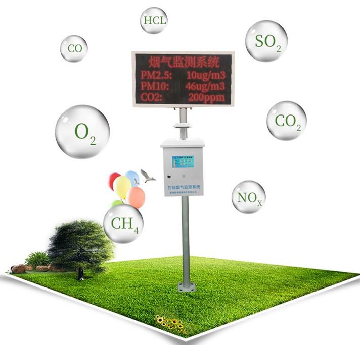 VOC烟气在线监测系统