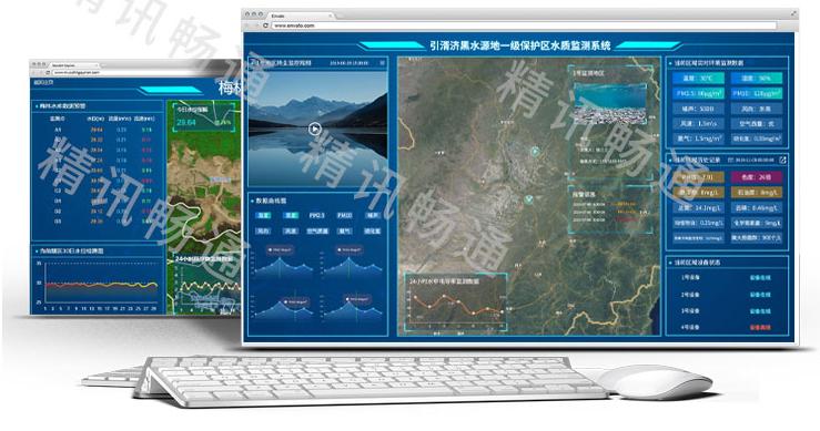 水质远程监测