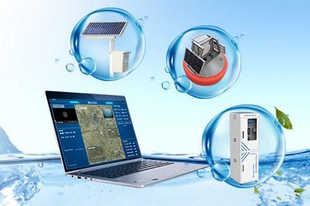 微型水质监测设备