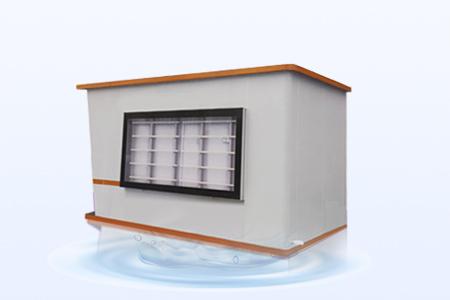 水质自动监测站站房